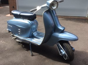 LAMBRETTA TV175 FULLY RESTORED - OUTSTANDING!