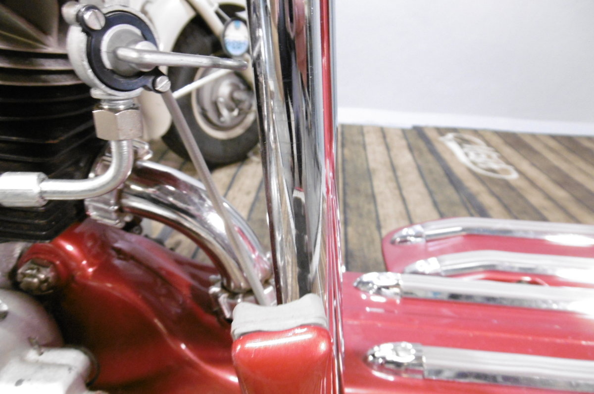 1947 B125 STUNNING FULL RESTORATION 1948  For Sale (picture 4 of 6)