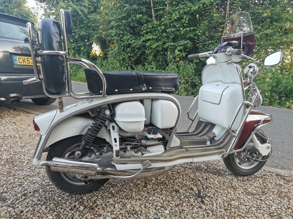 1966 lambretta  li 150 special For Sale (picture 3 of 5)