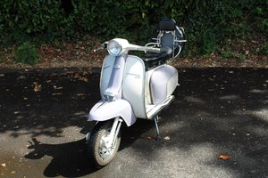 Lambretta LI 150 1965 - To be auctioned 30-10-20