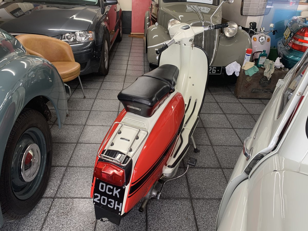 1970 Rare! Italian 150 DL (GP For Sale (picture 2 of 6)