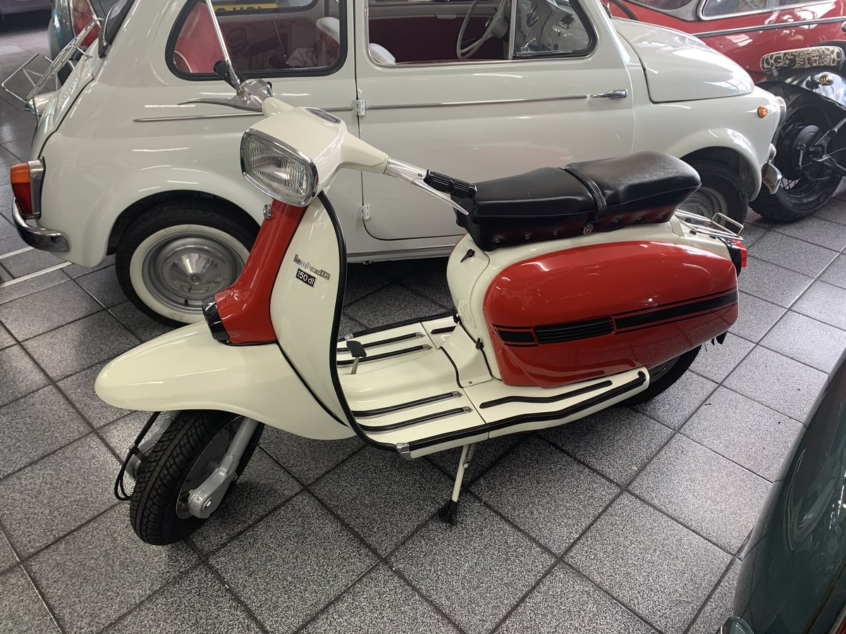 1970 Rare! Italian 150 DL (GP For Sale (picture 3 of 6)