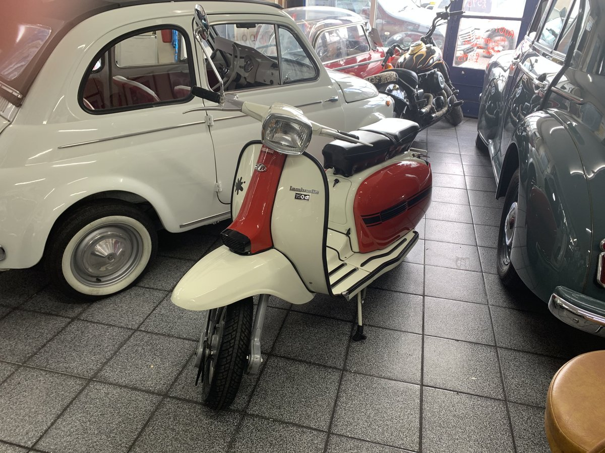 1970 Rare! Italian 150 DL (GP For Sale (picture 5 of 6)