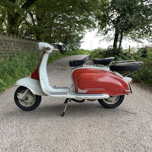 Lambretta Original Paint Li150 Series 2