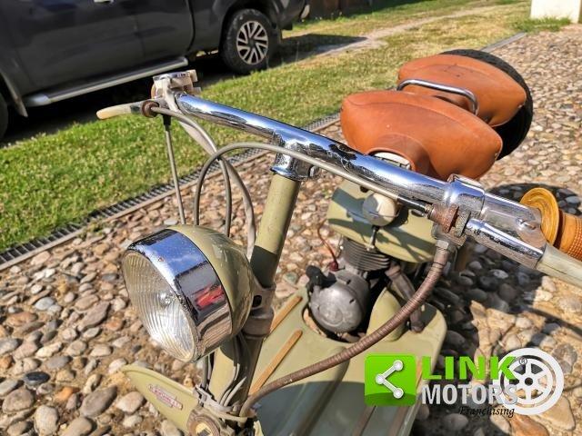 Lambretta 125E 1953 For Sale (picture 4 of 6)
