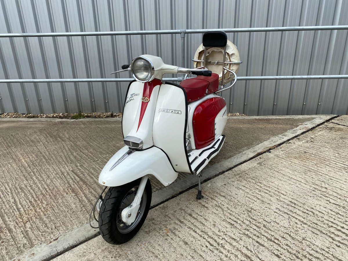 1966 An Italian built Lambretta LI150 Special SOLD (picture 3 of 6)