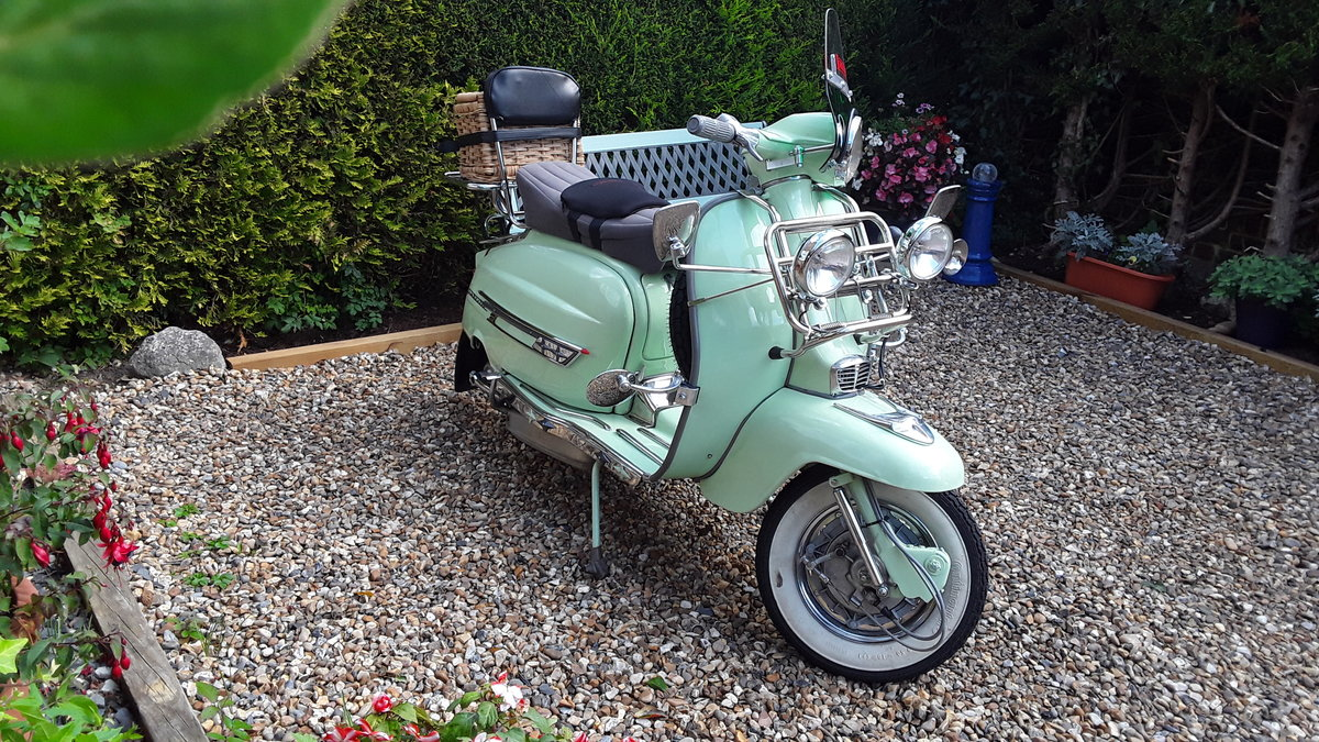 1962 Lambretta s3 Li125 SOLD (picture 4 of 5)
