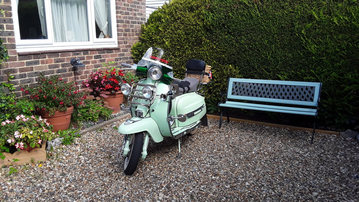 1962 Lambretta s3 Li125 SOLD (picture 3 of 5)