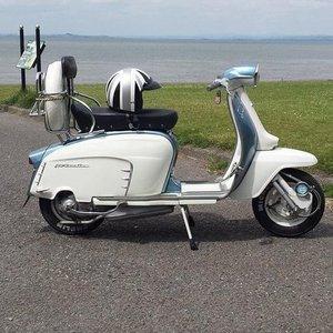 1965 Excellent armandos built li 125 special!!