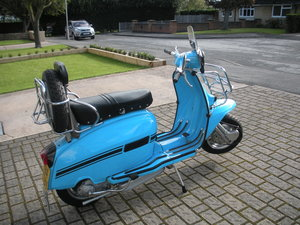 LAMBRETTA GP200 SOLD