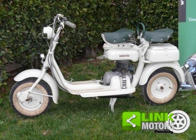 LAMBRETTA 125 F 1954 For Sale (picture 1 of 6)