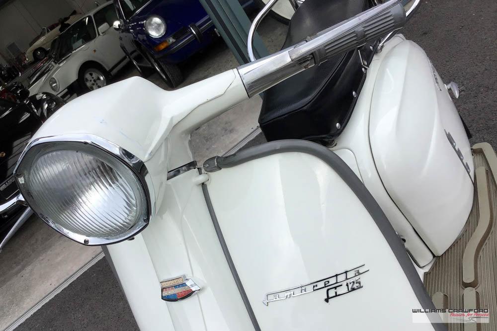 1962 Innocenti Lambretta Li 125 (Series 3) For Sale (picture 2 of 6)