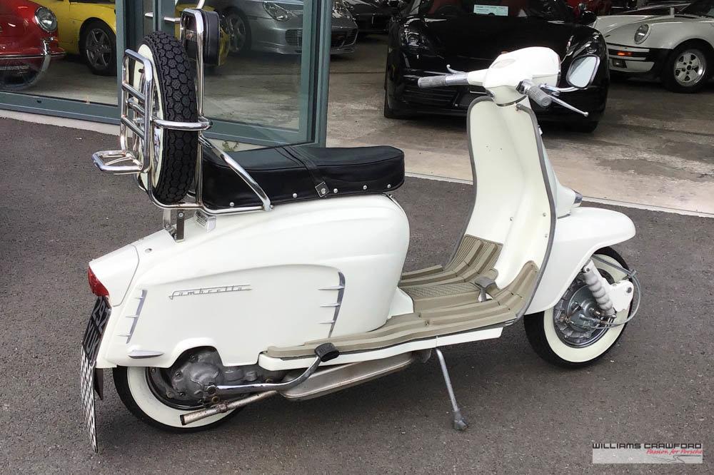 1962 Innocenti Lambretta Li 125 (Series 3) For Sale (picture 4 of 6)