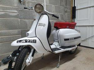 Lambretta jett200