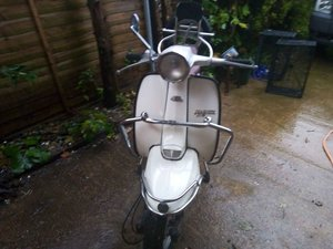 Picture of 1973 Spanish lambretta  li 150