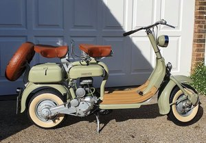 Picture of 1952 Lambretta D 125 For Sale by Auction