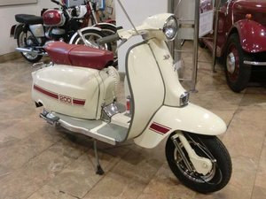 Picture of LAMBRETTA JET 200 - 1978 For Sale