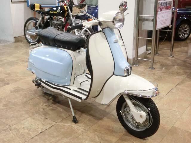 LAMBRETTA 150 LI SCOOTERLINEA - 1965 For Sale (picture 1 of 12)