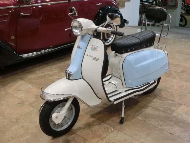 LAMBRETTA 150 LI SCOOTERLINEA - 1965 For Sale (picture 2 of 12)