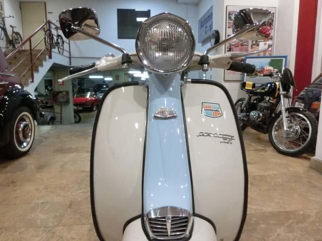 LAMBRETTA 150 LI SCOOTERLINEA - 1965 For Sale (picture 4 of 12)