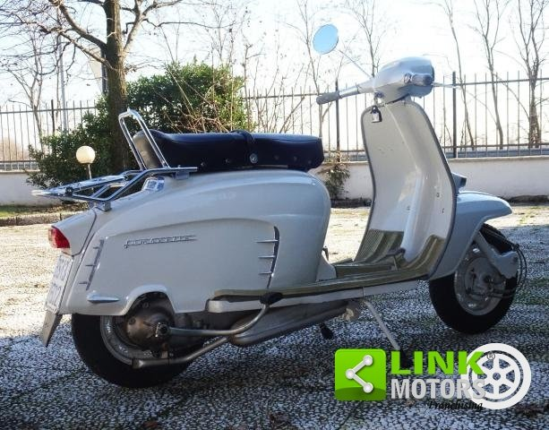 1967 Lambretta X 150 SPECIAL For Sale (picture 2 of 6)
