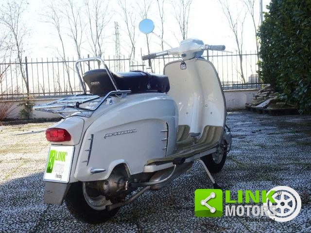 1967 Lambretta X 150 SPECIAL For Sale (picture 3 of 6)