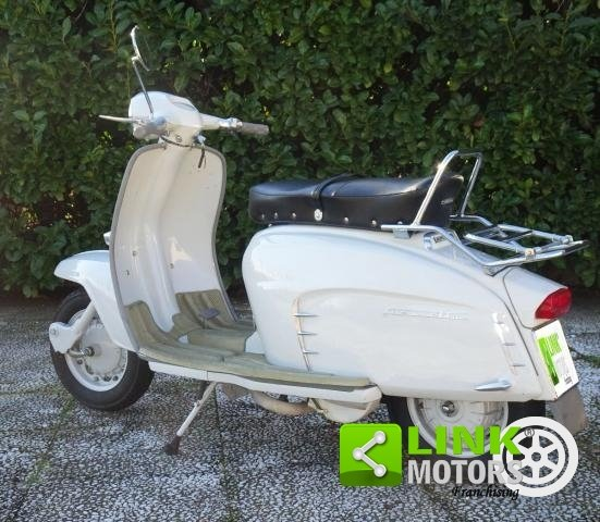 1967 Lambretta X 150 SPECIAL For Sale (picture 4 of 6)