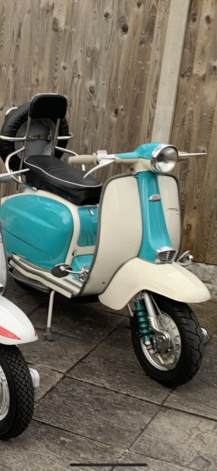 Lambretts Li 150 1965 For Sale (picture 1 of 6)