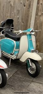 Picture of Lambretts Li 150 1965 For Sale