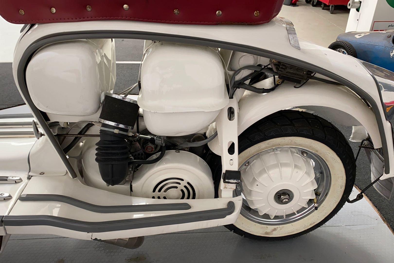 Lambretta Series 3 1973 For Sale (picture 5 of 13)