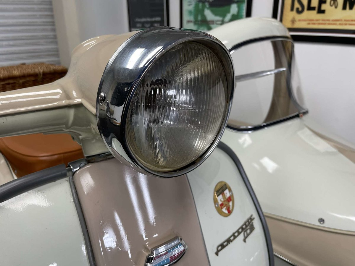 1961 Lambretta Li125 (Srs 2) Combination For Sale by Auction (picture 14 of 26)