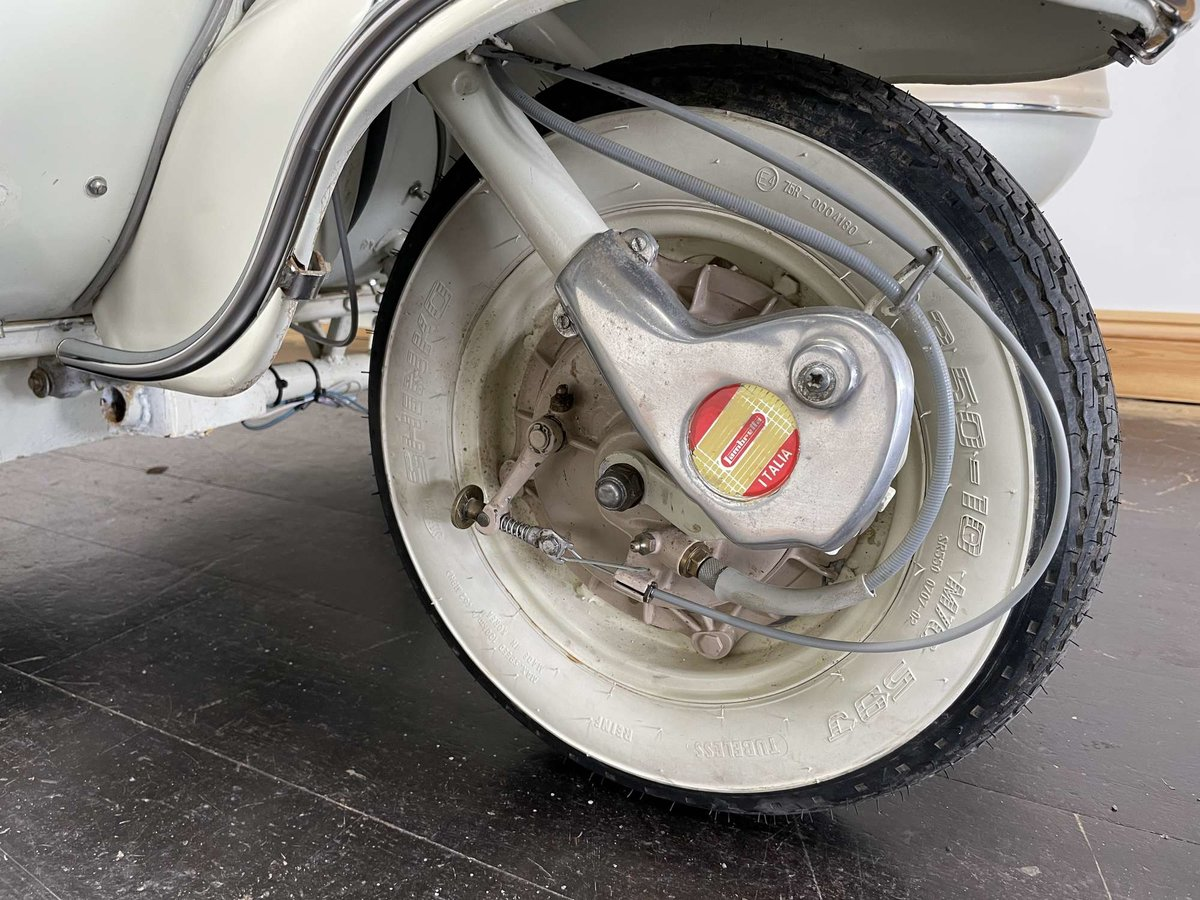 1961 Lambretta Li125 (Srs 2) Combination For Sale by Auction (picture 19 of 26)