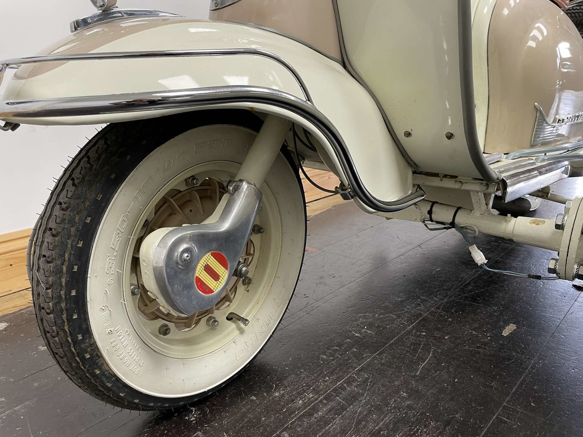 1961 Lambretta Li125 (Srs 2) Combination For Sale by Auction (picture 20 of 26)