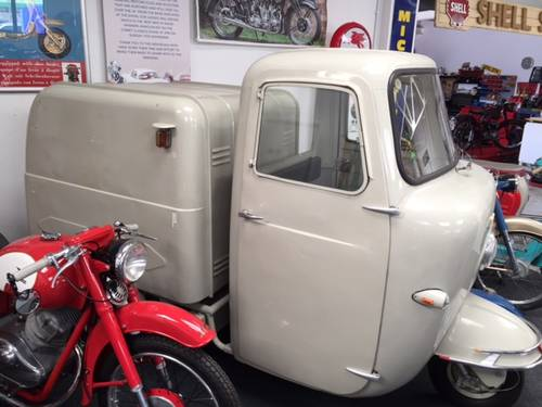 1963 Lambro FLI 175 Series 2  For Sale (picture 1 of 6)