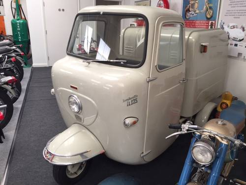 1963 Lambro FLI 175 Series 2  For Sale (picture 2 of 6)