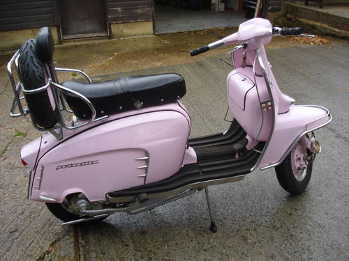 Lambretta Li 150 Special For Sale (1966) For Sale (picture 1 of 6)