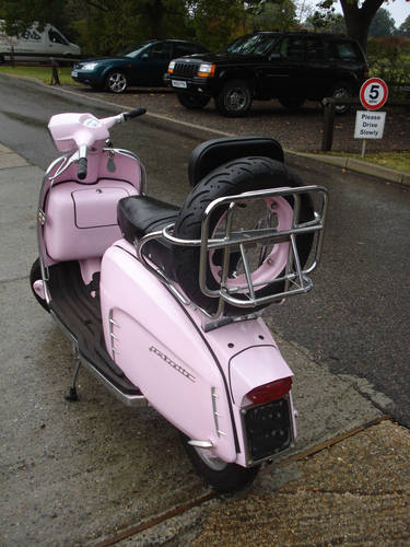Lambretta Li 150 Special For Sale (1966) For Sale (picture 5 of 6)
