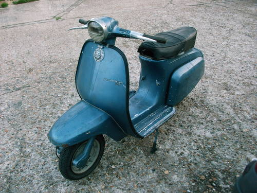 1965 lambretta J50 '50cc' Scooter For Sale (picture 2 of 6)