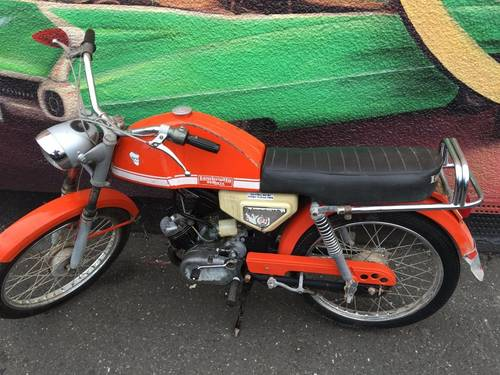 Lambretta Serveta 1973 moped, runs, NOVA For Sale (picture 5 of 6)