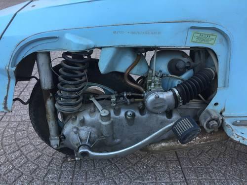1959 Lambretta 125 Stellina SOLD (picture 4 of 6)