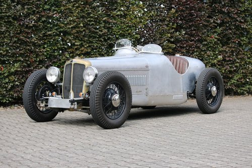 1937 Lanchester 14 Sport SOLD (picture 1 of 6)