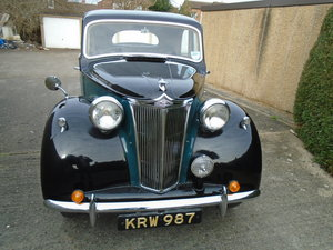 1951 LANCHESTER L D 10 COACHBUILT BY BARKER For Sale