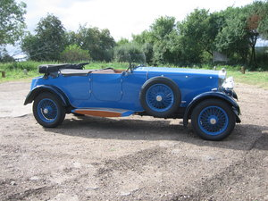 1932 Lanchester 30hp Straight Eight For Sale