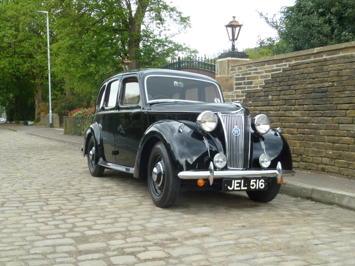 1949 Lanchester LD10 ~ Briggs Body ~ NOW SOLD!! For Sale (picture 1 of 6)