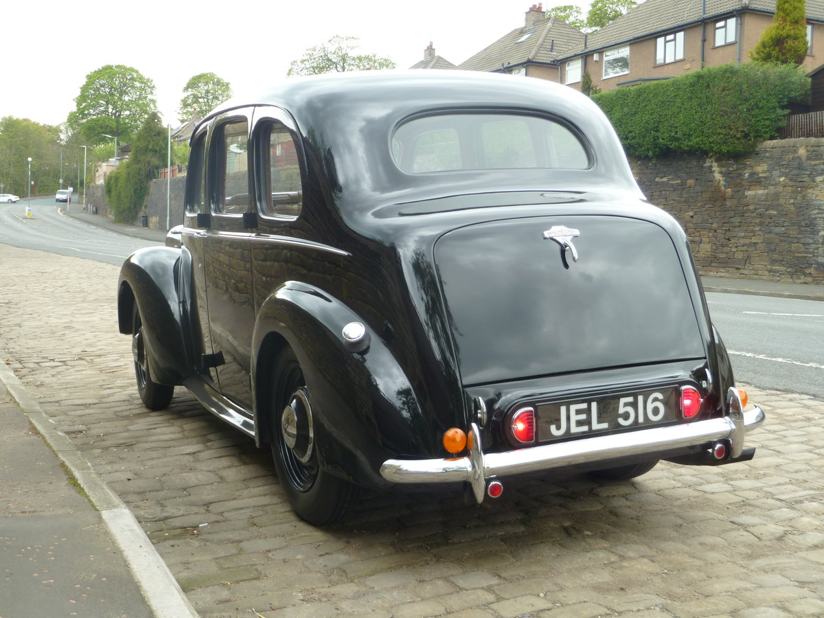 1949 Lanchester LD10 ~ Briggs Body ~ NOW SOLD!! For Sale (picture 2 of 6)