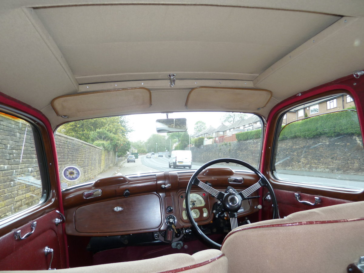 1949 Lanchester LD10 ~ Briggs Body ~ NOW SOLD!! For Sale (picture 3 of 6)