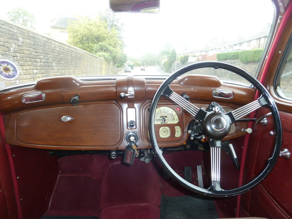1949 Lanchester LD10 ~ Briggs Body ~ NOW SOLD!! For Sale (picture 5 of 6)