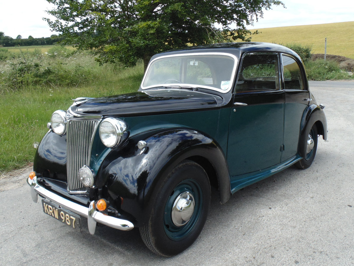 1951 Lanchester LD10 SOLD (picture 1 of 6)