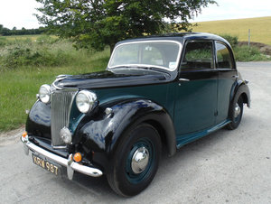 1951 Lanchester LD10 SOLD