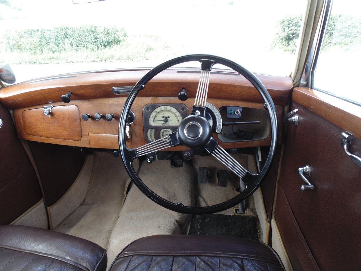 1951 Lanchester LD10 SOLD (picture 4 of 6)